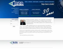 Site Institucional Para Contadores, Escrit�rio Contabilidade em PHP