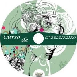 Curso de Cabeleireiros-Video Aulas-05 DVDs-CORTES-CABELOS