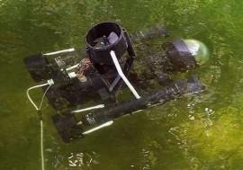 Projeto Rov Submarino Controle Remoto