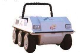 Projeto Carro Anfíbio 6x6 Kart Cross Buggy