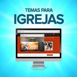 18 Temas Sites Para Igrejas E Centros Religiosos - Wordpress